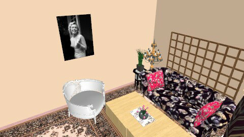 living room - Vintage - Living room  - by Raziya_Arshad