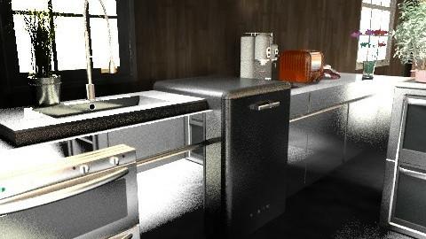 konyha - Classic - Kitchen  - by kapitany