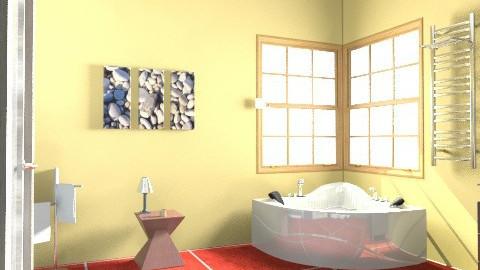 pé - Classic - Bathroom  - by kapitany