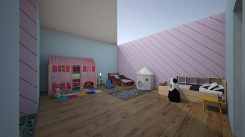 living and kid - Kids room  - by addisonp