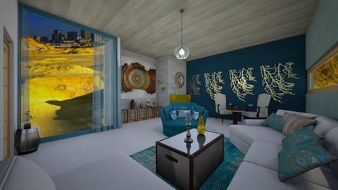 gold city Johannesburg  - Living room - by faar70