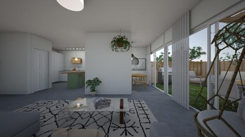 Lital living room 54 - Living room  - by erlichroni