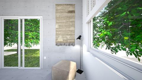 levi - Minimal - Living room  - by klevee99