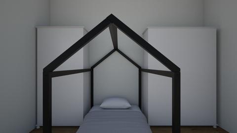 mazais - Modern - Kids room  - by EvijaKurzemniece