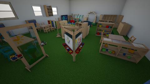 Victoria - Kids room - by UQXELQDGJQUNUUHNENYJUGUHZFJCVMV