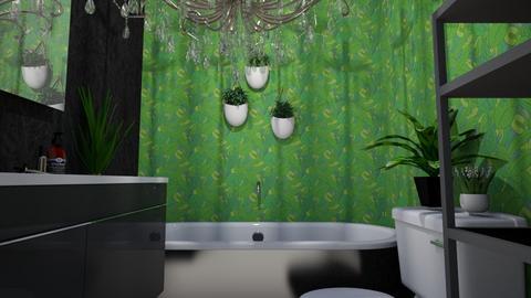 bedroom 2 - Bathroom  - by hf243119
