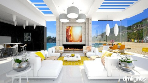 summer feeling - Modern - Living room - by DMLights-user-982918