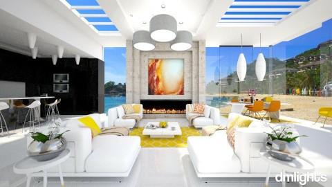summer feeling - Modern - Living room  - by DMLights-user-982918