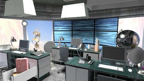 Galaxy - Office  - by Toleds