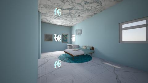 Bedroom 2 - Modern - Bedroom  - by Lulu12345678910