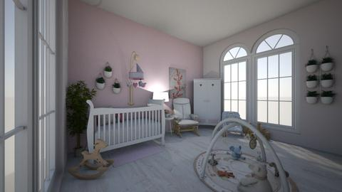 First Time Parent Nursery - Rustic - Kids room  - by LovelyDesigns