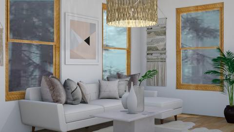 Minimalist  - Living room  - by ddog81