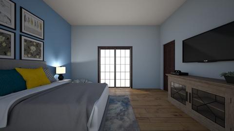 Joshs Room - Bedroom  - by Paigeidkk