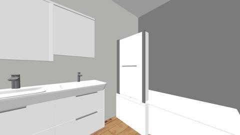 badkamer - Bathroom  - by hu_delft