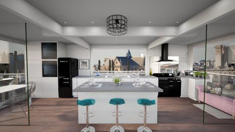 Modern kitchen 2 - Kitchen - by Andrula