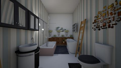 Bathroom1 - Classic - Bathroom  - by sonu4life