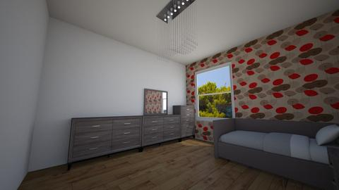 peng bedroom - Classic - Bedroom  - by idrees23