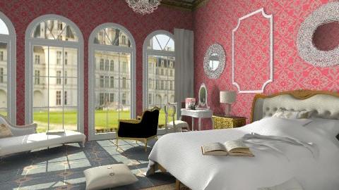 Royal Bedroom - Vintage - Bedroom  - by dogdog912