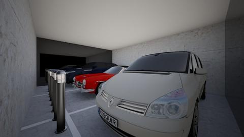 Parking Lot - by TrentoMich