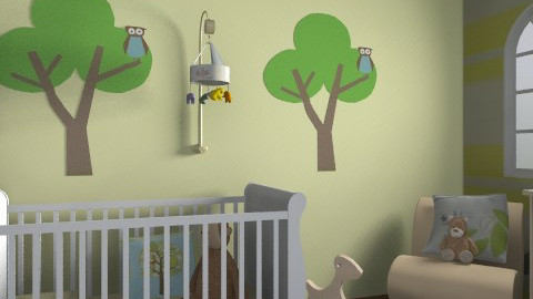 any time now...... - Classic - Kids room  - by lottie21