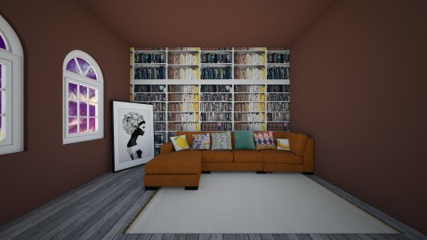pretty - Rustic - Living room  - by kemelly hinara