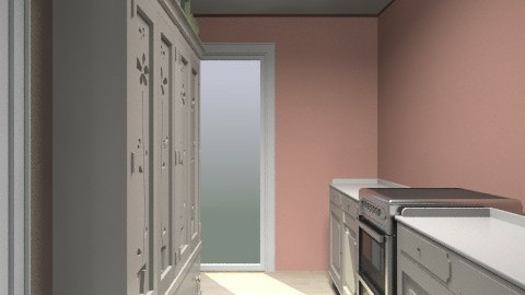 kitchen pink2 - Vintage - Kitchen  - by jlyus0