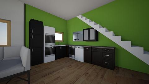 Favorit Erdgeschoss - Living room  - by Susanne Heidi