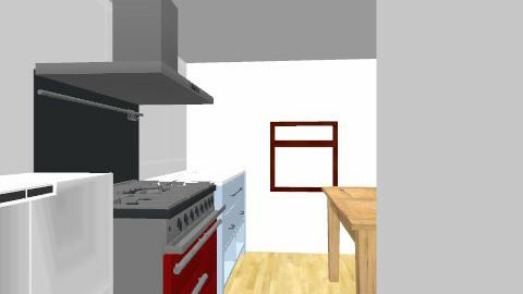 Actual - Retro - Kitchen  - by Noelia Cabaleiro