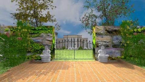 Giardino - Vintage - Garden  - by deleted_1566988695_Saharasaraharas