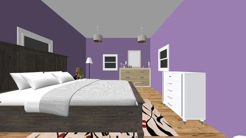 bedroom - Bedroom - by noake3