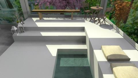 relax - Minimal - Living room  - by Gabriella Aloia