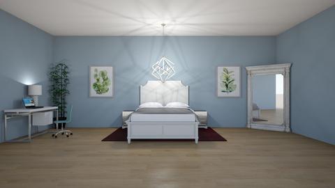 Miane noltes room - Bedroom  - by Okakambe_gal