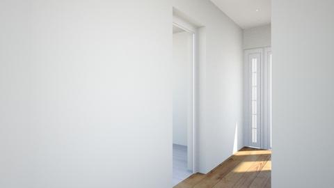 hallway - by Serjors