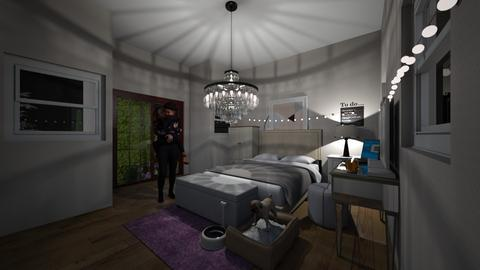 Cute Room - Bedroom - by MinieMouse