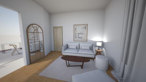 Living room rug small mif - Living room  - by MarikaMV