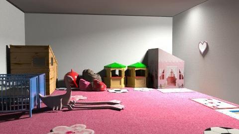 Behina Tamara - Classic - Kids room  - by tamara22