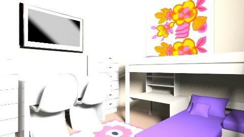 Vaiku kambarys dekoruotas - Classic - Kids room  - by ritauskaite