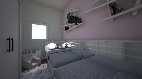 Miranda - Kids room  - by mvvuuren