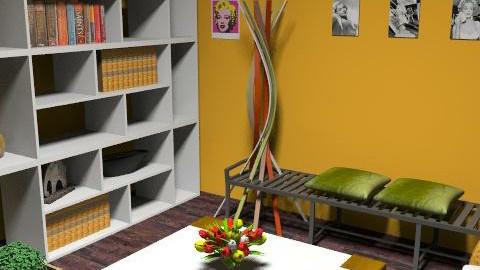 retro6 - Retro - Living room  - by lishyliry