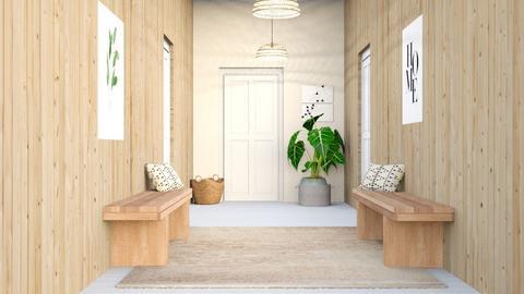 cute hallway - by iope