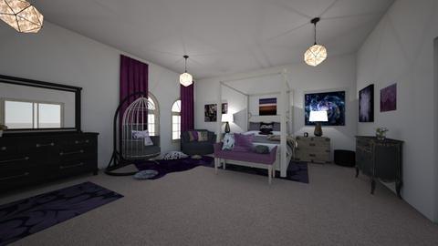 bed 1 - Bedroom  - by RettaLynn