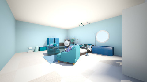 my best friends room - Bedroom - by angycrazy