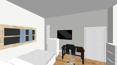 Room - Bedroom  - by SebMelm
