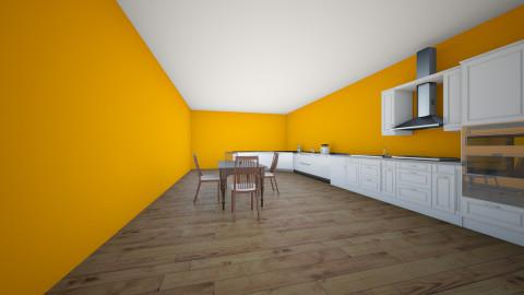 dream kitchen - Country - Kitchen  - by mmedwards2019