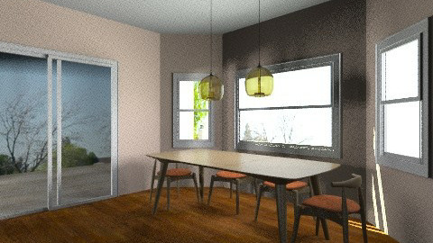 Naomikitchen1 - Living room - by solesan7