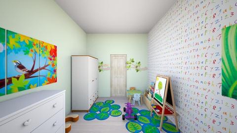 denizin odasi - Modern - Kids room  - by elfkydb