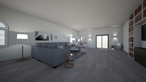 My Dream Living Room - Glamour - Living room  - by mar_bo