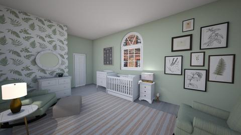 nursery - Kids room  - by maytoll