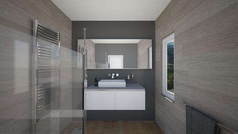 Cologno nostro bagno2 - Bathroom - by natanibelung