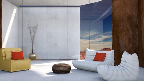 GO Living Room - Bedroom - by ArtHousedeco